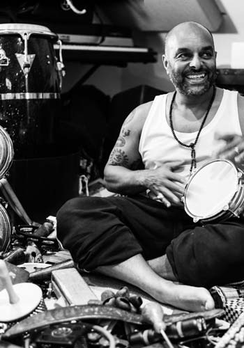Shovell Drum Therapy Workshops